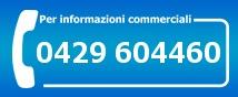 Informazioni Commerciali 0429-604460